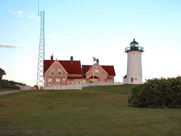 Nobska (Nobska Point Light) Lighthouse