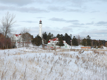 Sturgeon Bay Ship Canal Light